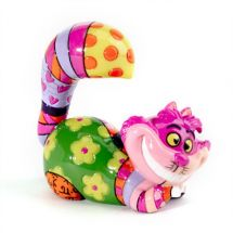 Romeo Britto Disney Cheshire Cat Mini display-ART