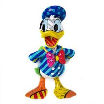 Romeo Britto Disney Donald Duck display-ART