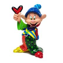 Romeo Britto Disney Dopey display-ART