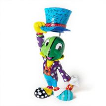 Romeo Britto Disney Jiminy Cricket display-ART