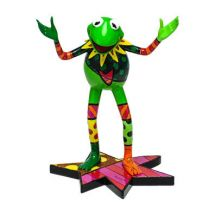 Romeo Britto Disney Kermit display-ART