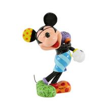Romeo Britto Disney Laughing Mickey Mouse display-ART