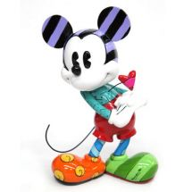Romeo Britto Disney Mickey Mouse Heart display-ART