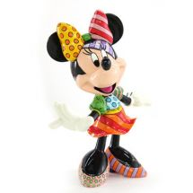 Romeo Britto Disney Minnie Mouse display-ART